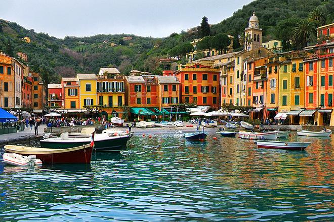 Honeymoon в Італії: Італійська Рів'єра