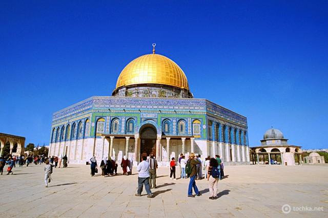 Ізраїль. Купол Скелі