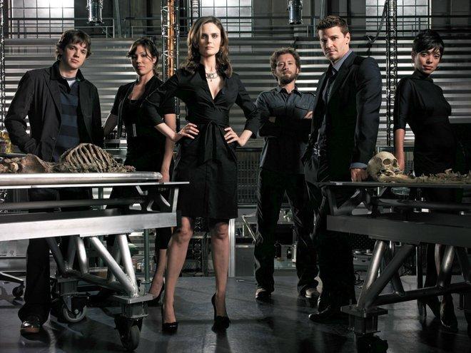 Лучшие детективные сериалы