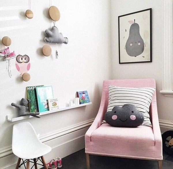 Как обустроить место для чтения в доме