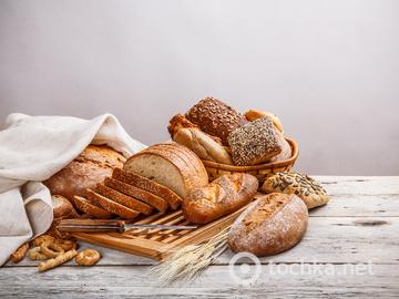 Выпечка хлеба в духовке дома