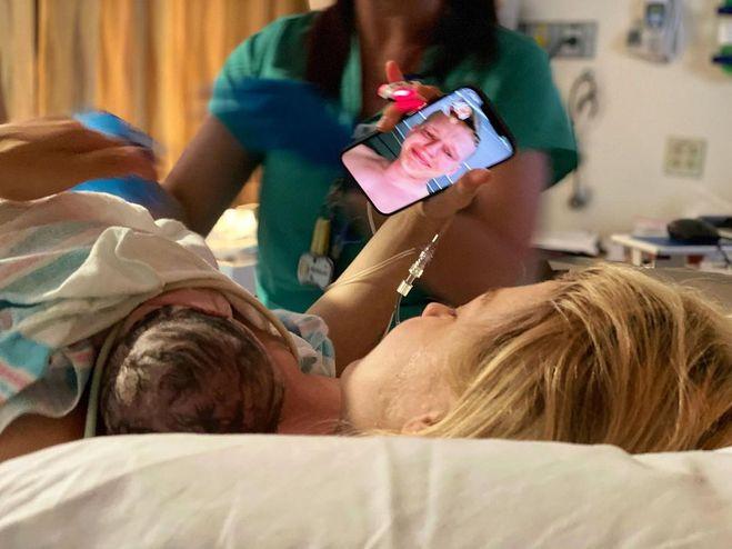 Александр Зинченко и Влада Седан впервые стали родителями