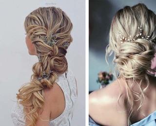 Модні тенденції весільної зачіски