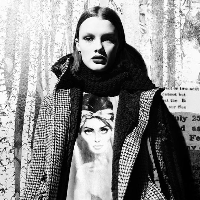 Феминистские футболки от Prada