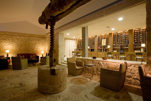 Винные терапии: Lavida Vino-Spa Hotel Rural