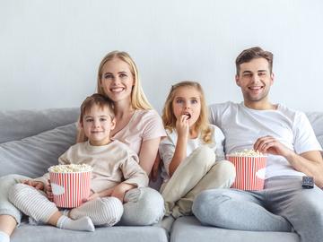 5 фільмів про дітей та батьків