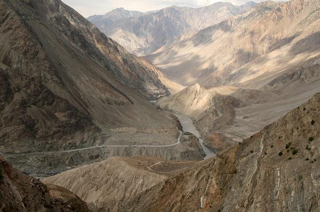 10 опаснейших дорог мира