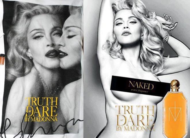 Мадонна оголилася для реклами