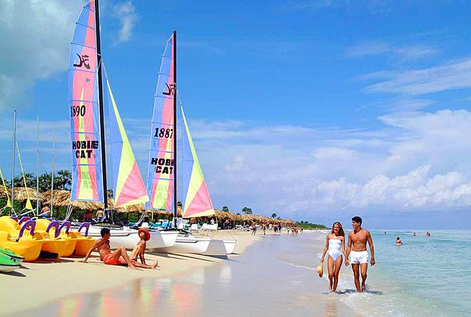 Де тепло взимку: Варадеро, Куба