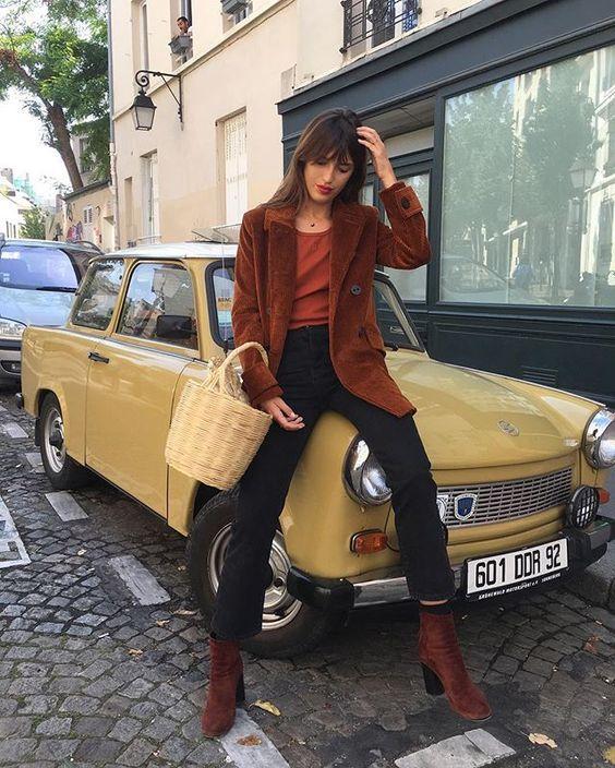 10 способів носити теракотовий колір