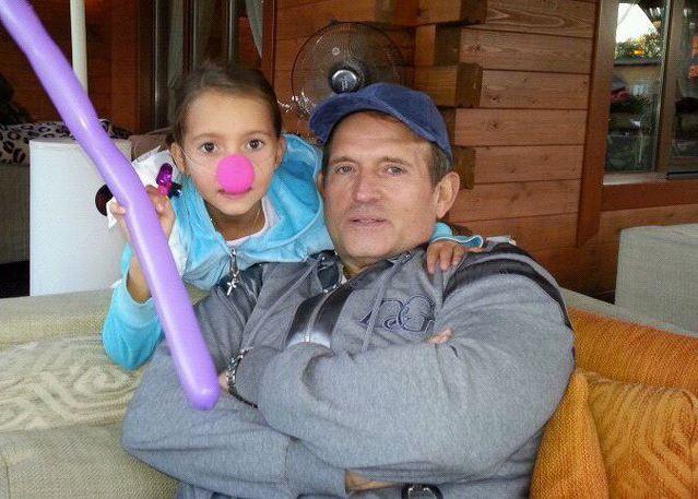 семья Оксаны Марченко