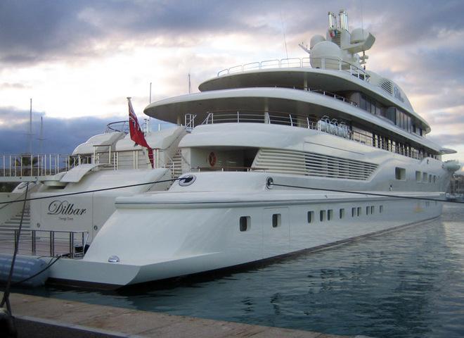10 самых дорогих яхт мира