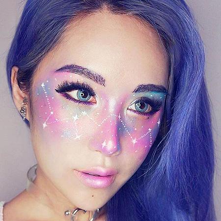 Фото необыкновенные макияжи