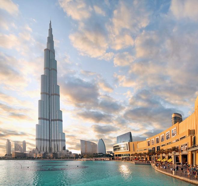 Топ-10 пам'яток Дубая