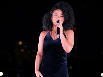 Гайтана виконала нову пісню на танцювальному Open-Air