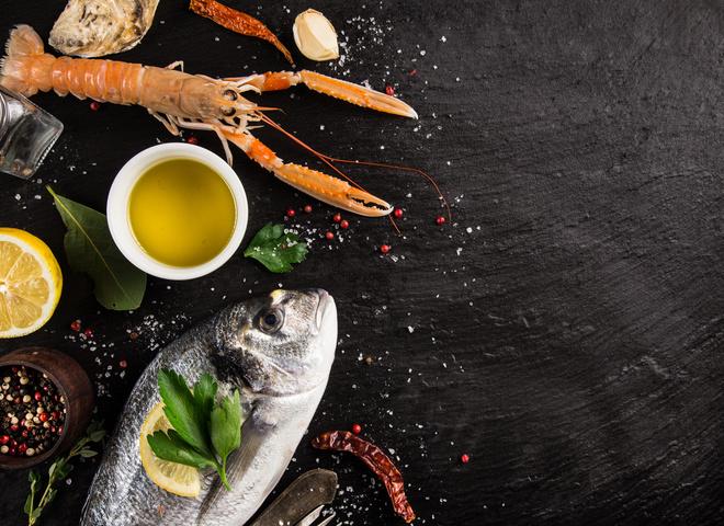Салат из морепродуктов: ТОП-5 рецептов