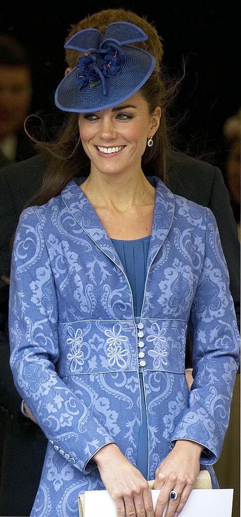 Кейт Миддлтон в одежде Zara
