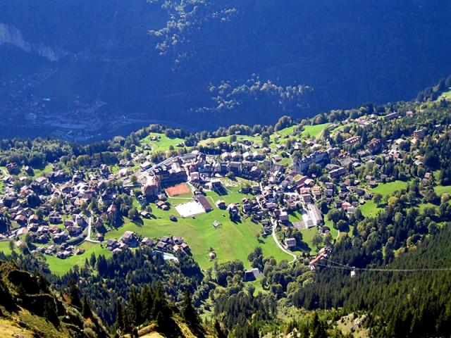 5 найбільш мальовничих селищ: Венген, Швейцарія