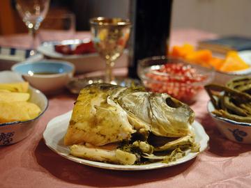 Національні єврейські страви