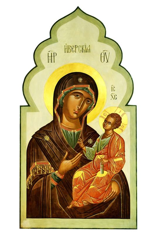 верська ікона Божої Матері, православ'я, віра, Бог, ікони