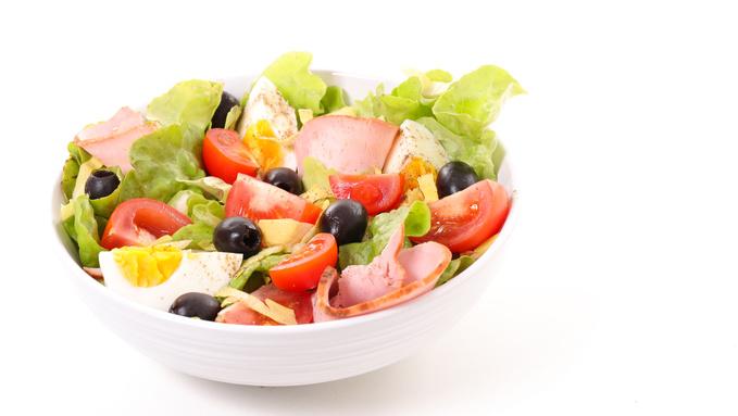 Ідеї швидких салатів