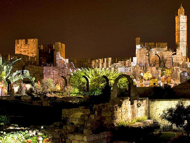 Цікаві місця Єрусалиму: Вежа Давида