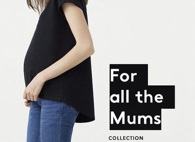 Mango выпустили первую линию одежды для беременных