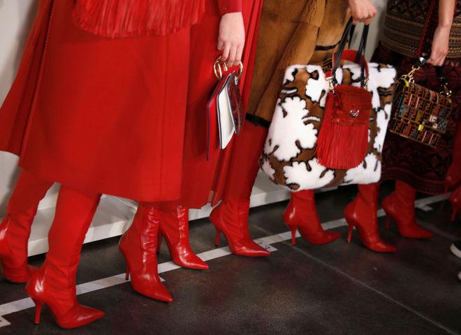 Модные сапоги на осень 2017