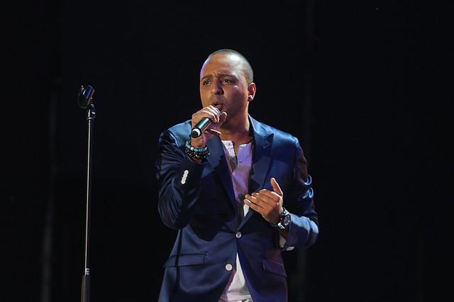Концерт присвячений Євро-2012 в Олімпійському