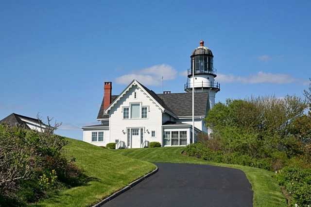 Cape Elizabeth Light