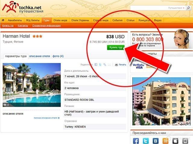 Горящие туры: как отдохнуть в Турции за 300 баксов