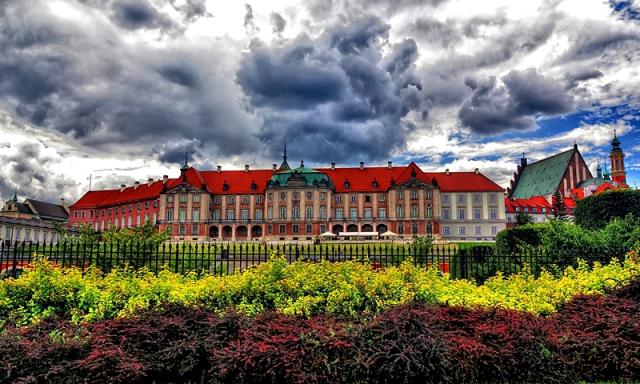 Музеи Варшавы: Королевский замок в Варшаве