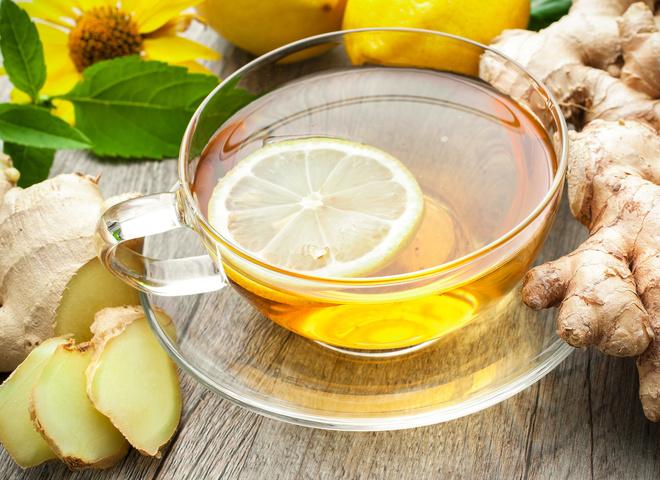 Имбирный чай: домашний рецепт