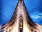 Церковь Халлгримура в Рейкьявике (Исландиия)