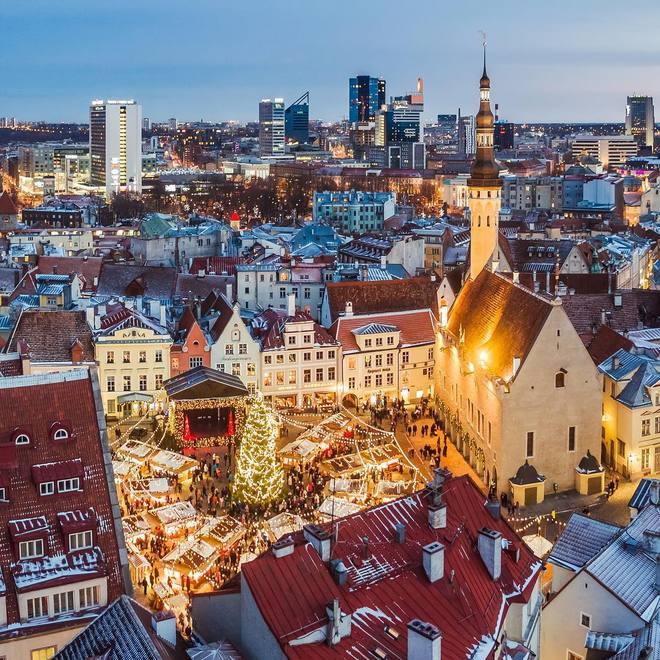 Де відсвяткувати Новий рік 2018 у Європі