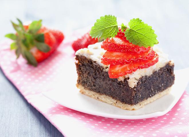 Приготовь маковый пирог без муки (фото)