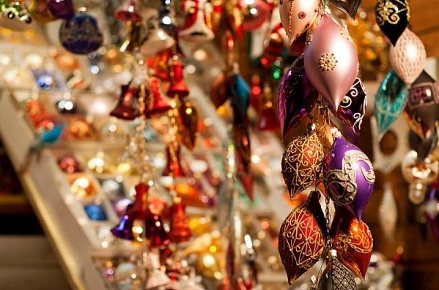 5 первых рождественских базаров: Прага