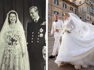 Найкрасивіші королівські весільні сукні