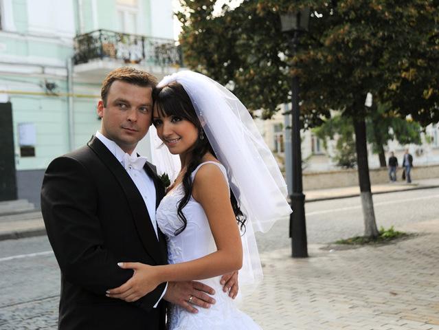 Весілля Аліни Завальської та Олександра Колодія