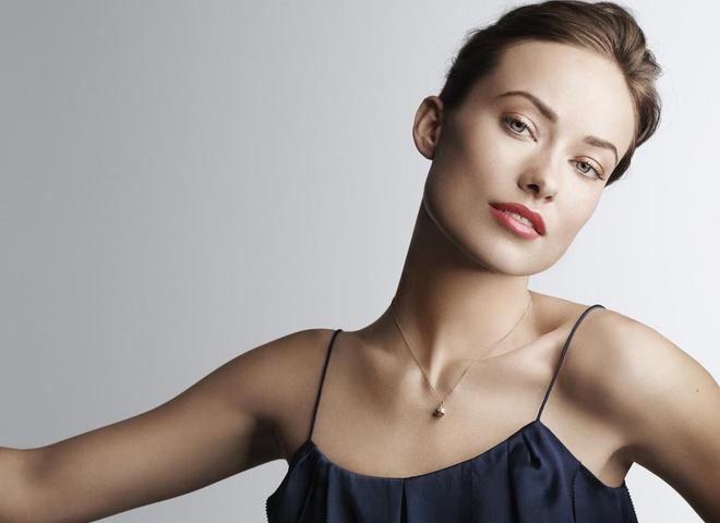 Оливия Уайлд стала новым лицом H&M