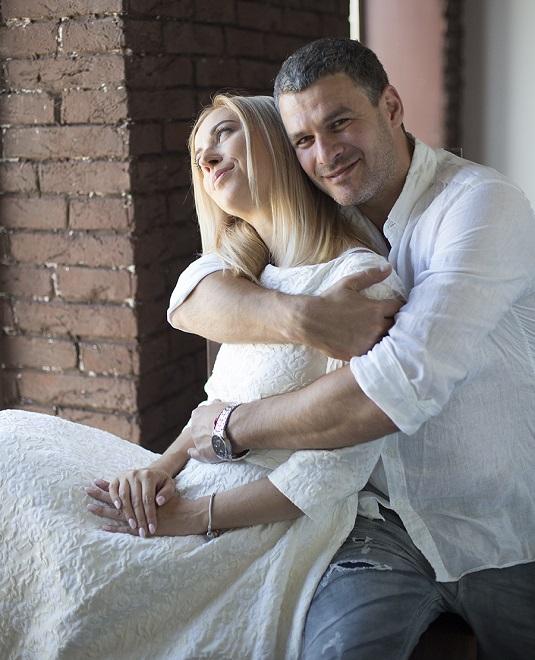 Арсен Мірзоян та Антоніна Матвієнко