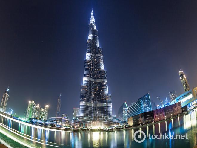 10 будівель, які обов'язково варто побачити в житті. The Burj Khalifa
