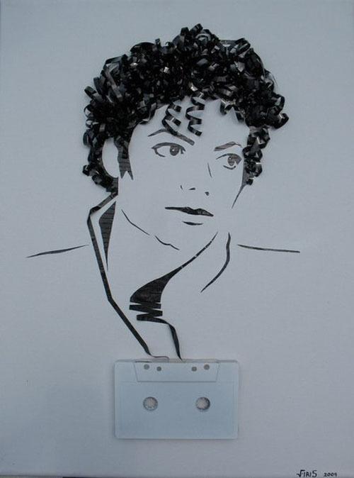 Шедевры с кассетной пленки. Прикол