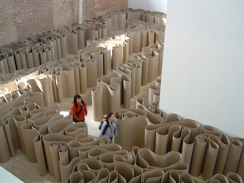 Зона искусств 798 Пекине