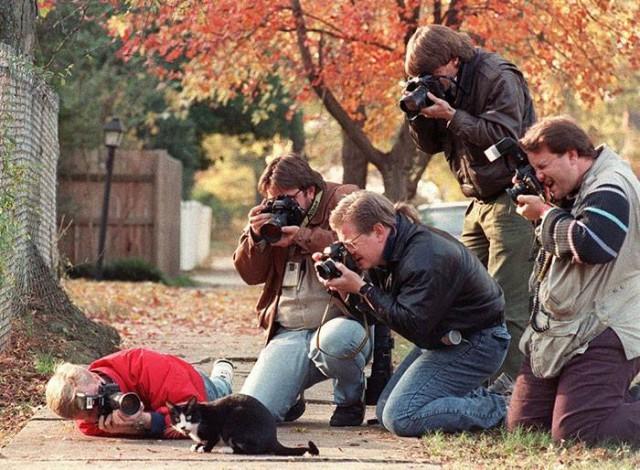 Нелегкая судьба фотографа