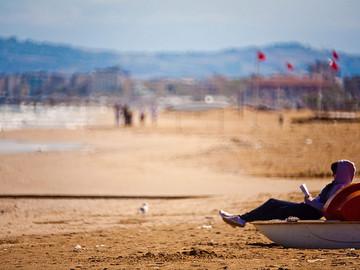 Найкращі пляжі світу: зимовий Ріміні