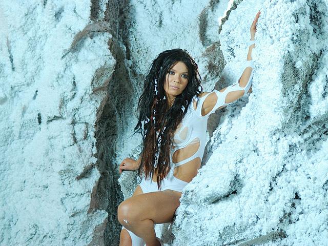 фото певицы русланы лыжичко голая