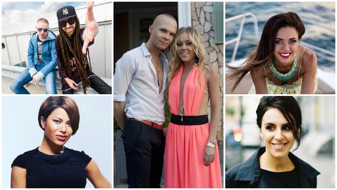 Справжні імена українських зірок шоу-бізнесу