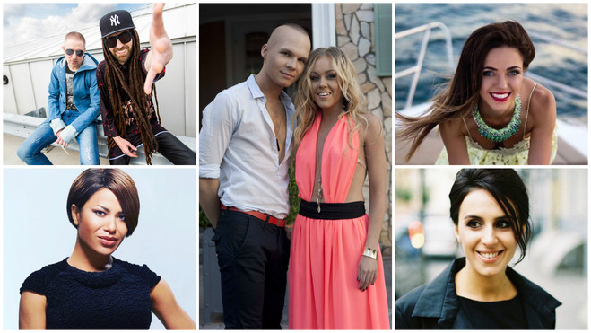 Настоящие имена украинских звезд шоу-бизнеса
