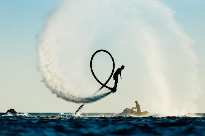 Сучасні водні види спорту